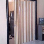 pintu pvc lipat
